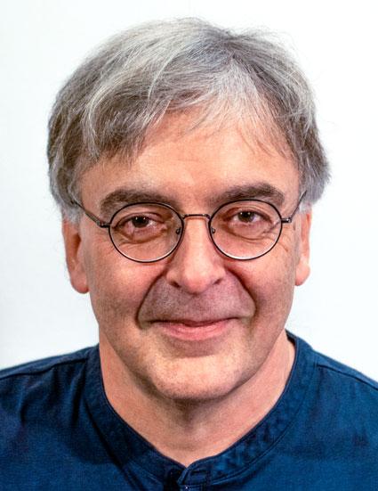 Portrait von Dr. rer. nat. Norbert Winter