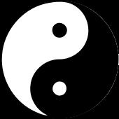 Yin Yang Ta Chi Symbol