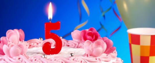 5 Jahre Taiji Mittendrin